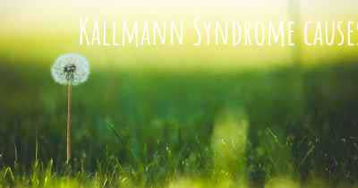 kallmann syndrome en diseasemaps sm 10