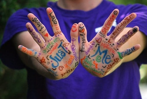 Art therapy goes hand in hand with other treatment