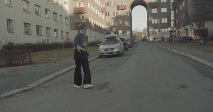ruben dawnson video still street