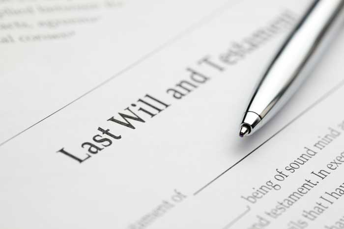What Are The Benefits Of Having A Will