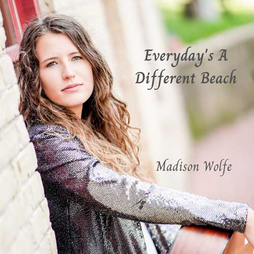 MadisonWolfe Everydays A Different Beach