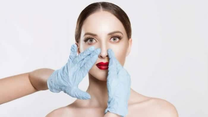 Improve a Droopy Nose with Rhinoplasty